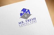 Mr. Fresh Carpet Care Logo - Entry #7
