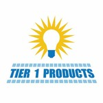 Tier 1 Products Logo - Entry #66