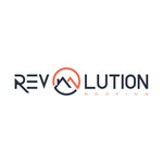 Revolution Roofing Logo - Entry #378