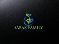 Sabaz Family Chiropractic or Sabaz Chiropractic Logo - Entry #79