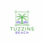 Tuzzins Beach Logo - Entry #160