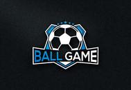 Ball Game Logo - Entry #51