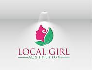Local Girl Aesthetics Logo - Entry #184