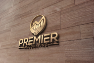 Premier Accounting Logo - Entry #436