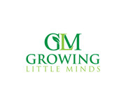 Growing Little Minds Early Learning Center or Growing Little Minds Logo - Entry #135