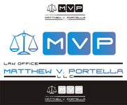 Logo design wanted for law office - Entry #54