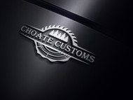 Choate Customs Logo - Entry #380