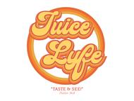 JuiceLyfe Logo - Entry #605