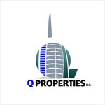 A log for Q Properties LLC. Logo - Entry #21