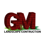 GM Landscape Construction Logo - Entry #24