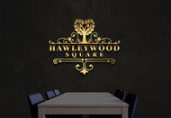 HawleyWood Square Logo - Entry #302