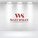 Watchman Surveillance Logo - Entry #181