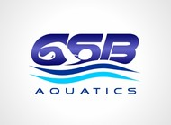 GSB Aquatics Logo - Entry #84