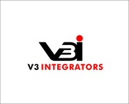 V3 Integrators Logo - Entry #295