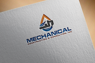 Mechanical Construction & Consulting, Inc. Logo - Entry #86