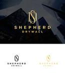 Shepherd Drywall Logo - Entry #263