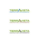 TerraVista Construction & Environmental Logo - Entry #320