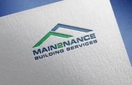 MAIN2NANCE BUILDING SERVICES Logo - Entry #71