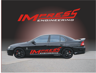 Impress Engineering Logo - Entry #48