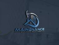MAIN2NANCE BUILDING SERVICES Logo - Entry #209