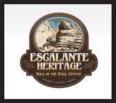 Escalante Heritage/ Hole in the Rock Center Logo - Entry #34