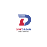 LiveDream Apparel Logo - Entry #409