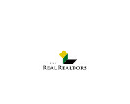 The Real Realtors Logo - Entry #153