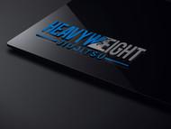 Heavyweight Jiujitsu Logo - Entry #50