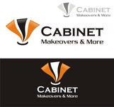 Cabinet Makeovers & More Logo - Entry #84
