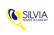 Silvia Tennis Academy Logo - Entry #100