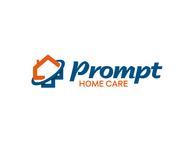 Prompt Home Care Logo - Entry #47