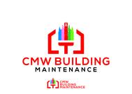 CMW Building Maintenance Logo - Entry #471
