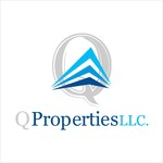 A log for Q Properties LLC. Logo - Entry #59
