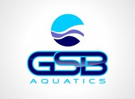 GSB Aquatics Logo - Entry #95