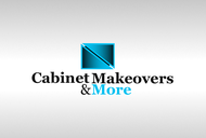Cabinet Makeovers & More Logo - Entry #88