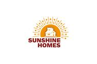 Sunshine Homes Logo - Entry #333