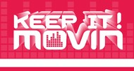Keep It Movin Logo - Entry #377