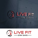 Live Fit Stay Safe Logo - Entry #160