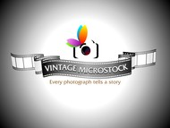 Vintage Microstock Logo - Entry #39