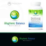 Rhythmic Balance Naturals Logo - Entry #120