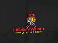 Heavyweight Jiujitsu Logo - Entry #96