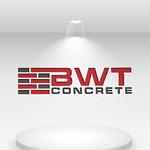 BWT Concrete Logo - Entry #419