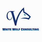 White Wolf Consulting (optional LLC) Logo - Entry #496