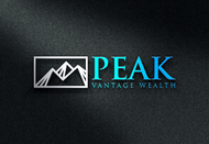 Peak Vantage Wealth Logo - Entry #2