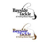 Bayside Tackle Logo - Entry #120