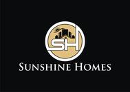 Sunshine Homes Logo - Entry #637