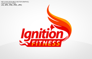 Ignition Fitness Logo - Entry #34