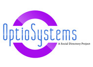 OptioSystems Logo - Entry #86