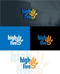 High 5! or High Five! Logo - Entry #41