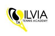 Silvia Tennis Academy Logo - Entry #133